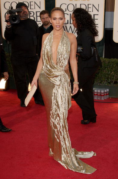Gold Colored「The 66th Annual Golden Globe Awards - Arrivals」:写真・画像(5)[壁紙.com]