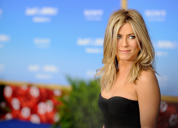"""Jennifer Aniston「""""Just Go With It"""" New York Premiere - Outside Arrivals」:写真・画像(15)[壁紙.com]"""