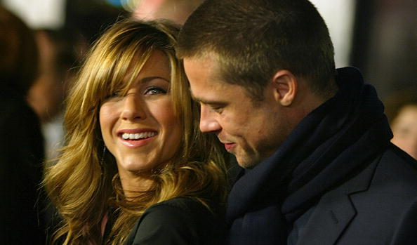 """Brangelina - Couple「Los Angeles Premiere of Universal Pictures' Film """"Along Came Polly""""」:写真・画像(6)[壁紙.com]"""