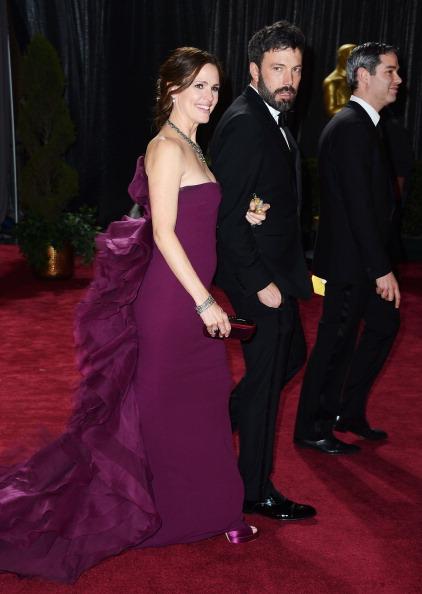Purple Shoe「85th Annual Academy Awards - Post Show Departures」:写真・画像(17)[壁紙.com]