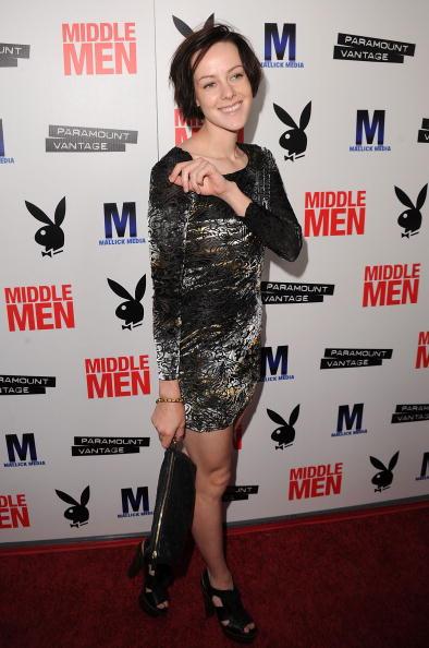 """Mini Dress「Premiere Of Paramount Pictures' """"Middle Men"""" - Arrivals」:写真・画像(10)[壁紙.com]"""