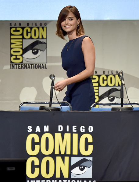 "San Diego Convention Center「Comic-Con International 2015 - ""Doctor Who"" BBC America's Official Panel」:写真・画像(15)[壁紙.com]"