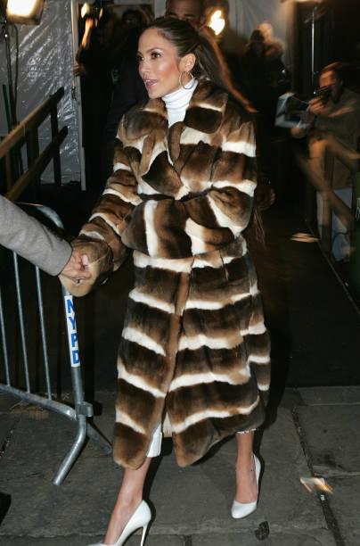 Jennifer Lopez Fall 2005 - Backstage:ニュース(壁紙.com)