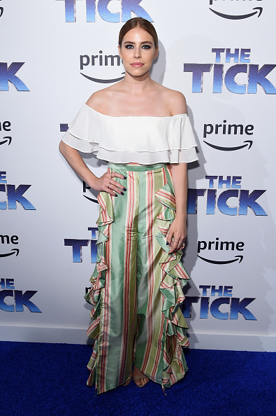 Film Industry「'The Tick' Blue Carpet Premiere」:写真・画像(5)[壁紙.com]