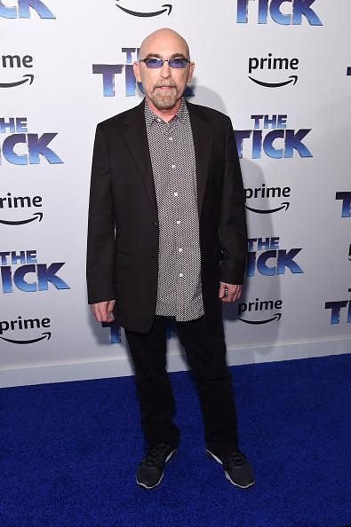Film Industry「'The Tick' Blue Carpet Premiere」:写真・画像(4)[壁紙.com]