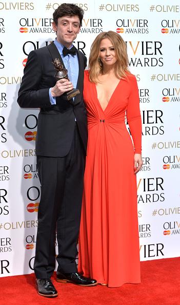 Long Hair「The Olivier Awards - Winners Room」:写真・画像(0)[壁紙.com]