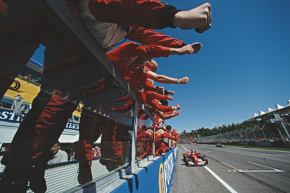 Motor Racing Track「F1 Grand Prix of San Marino」:写真・画像(5)[壁紙.com]
