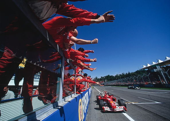 Motor Racing Track「F1 Grand Prix of San Marino」:写真・画像(4)[壁紙.com]