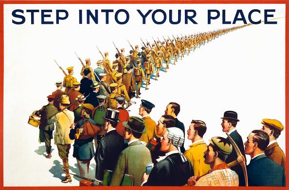 Politics「Step Into Your Place Poster」:写真・画像(8)[壁紙.com]