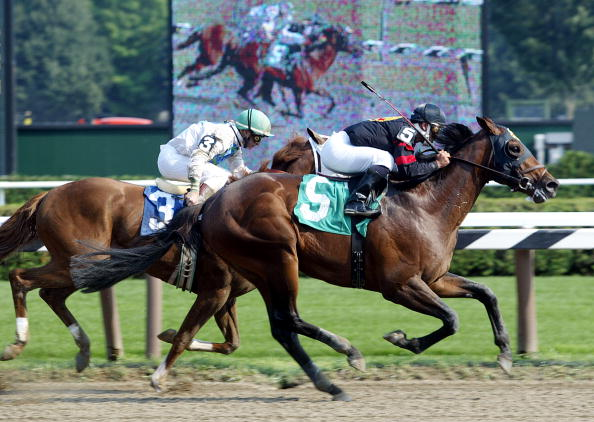 Sports Race「Saratoga Race Course Opening Weekend」:写真・画像(11)[壁紙.com]