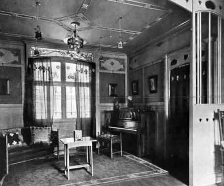 1900「Drawing Room」:スマホ壁紙(18)