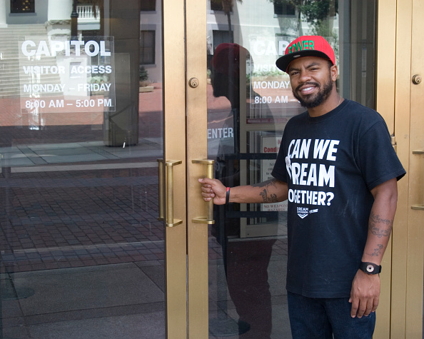 Tallahassee「Dream Defenders At The Florida Governor's Office」:写真・画像(8)[壁紙.com]