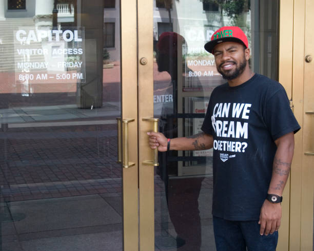 Dream Defenders At The Florida Governor's Office:ニュース(壁紙.com)