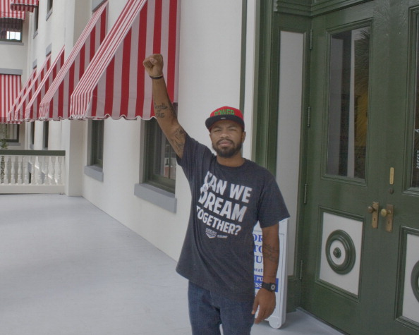 Tallahassee「Dream Defenders At The Florida Governor's Office」:写真・画像(3)[壁紙.com]