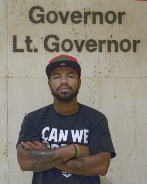Tallahassee「Dream Defenders At The Florida Governor's Office」:写真・画像(4)[壁紙.com]