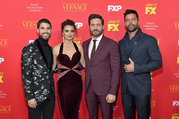 テレビ番組「Premiere Of FX's 'The Assassination Of Gianni Versace: American Crime Story' - Arrivals」:写真・画像(6)[壁紙.com]