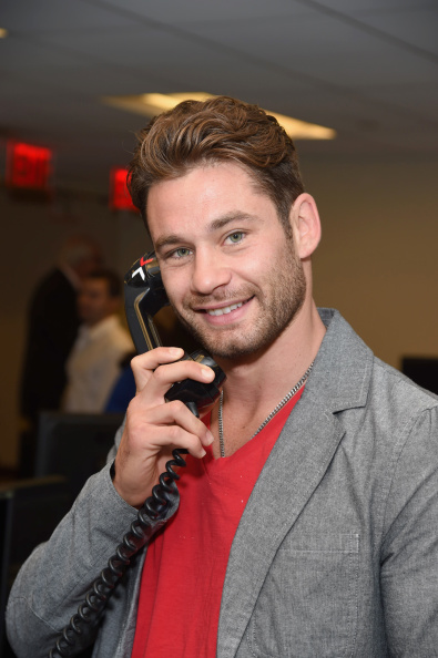 Christopher Algieri「Annual Charity Day Hosted By Cantor Fitzgerald And BGC - BGC Office - Inside」:写真・画像(7)[壁紙.com]