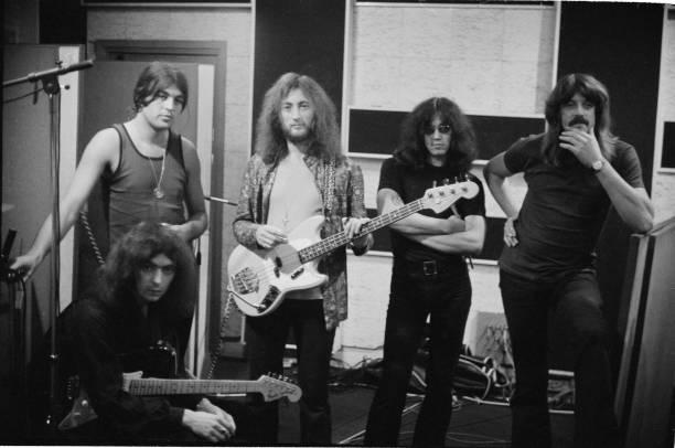 Deep Purple In A Recording Studio:ニュース(壁紙.com)