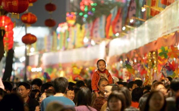Chinese Lantern「Chinese New Year Celebrations Begin」:写真・画像(13)[壁紙.com]