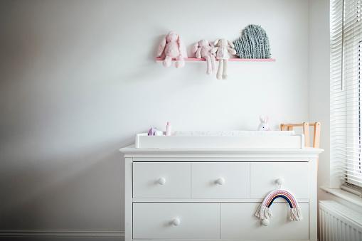Girly「Baby Girl's Nursery」:スマホ壁紙(4)