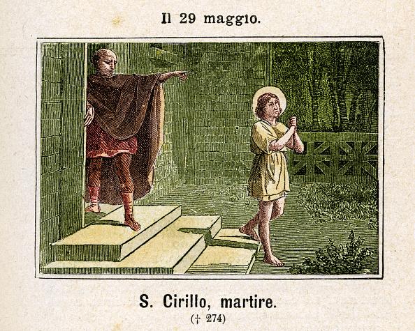 Fototeca Storica Nazionale「Saint Cyril Martyr」:写真・画像(11)[壁紙.com]