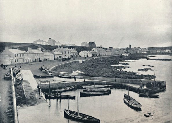 Town「Portstewart - The Harbour And Town」:写真・画像(16)[壁紙.com]