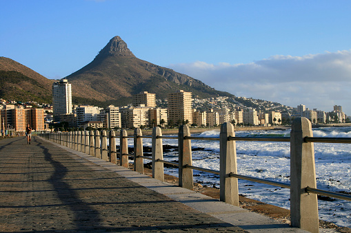 Waterfront「Lion's Head in Cape Town, South Africa」:スマホ壁紙(16)