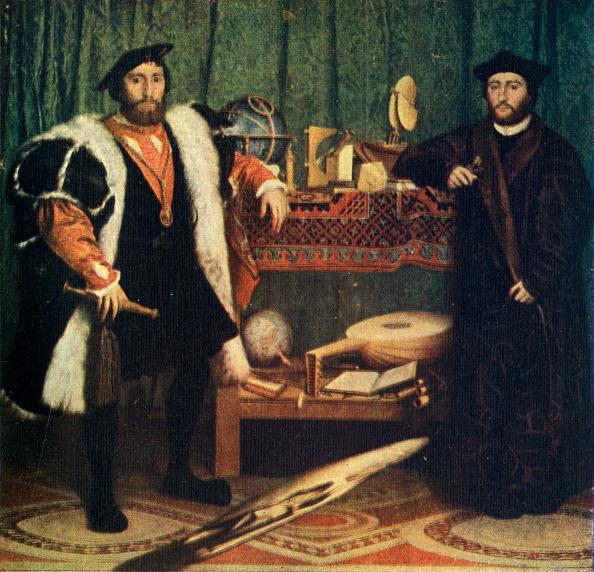 Tudor Style「The Ambassadors」:写真・画像(7)[壁紙.com]