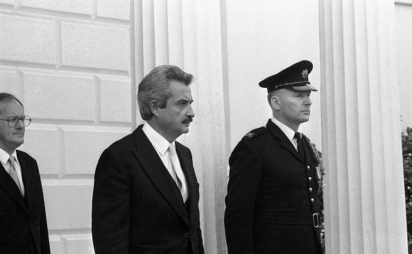 Republic Of Cyprus「Ambassador of the Republic of Cyprus Angelos Angelides at Aras an Uachtarain 1985」:写真・画像(14)[壁紙.com]