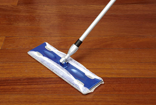 Cleaning With Mop (Click for more):スマホ壁紙(壁紙.com)
