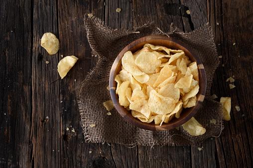 Crunchy「Potato chips」:スマホ壁紙(15)