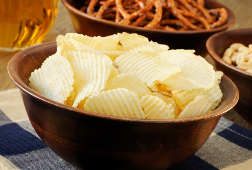 Pub Food「Potato chips」:スマホ壁紙(17)