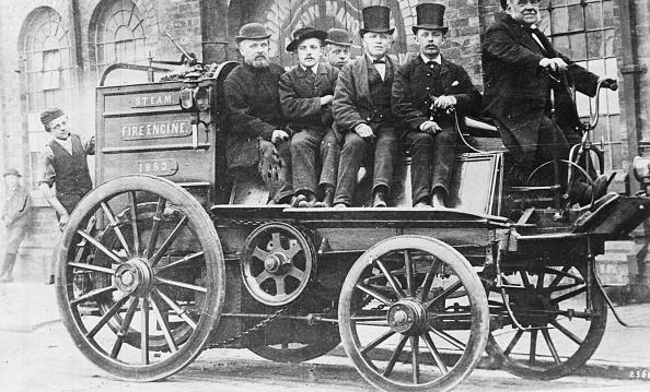 Ornate「Victorian Fire Engine」:写真・画像(19)[壁紙.com]
