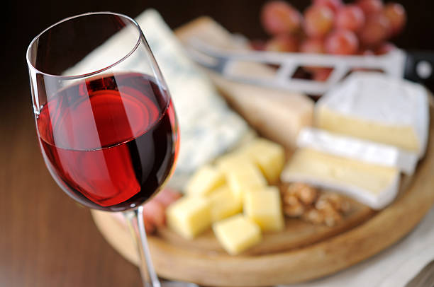 Cheese and Wine:スマホ壁紙(壁紙.com)