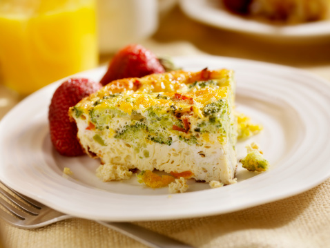 Broccoli「Cheese and Broccoli Frittata」:スマホ壁紙(15)