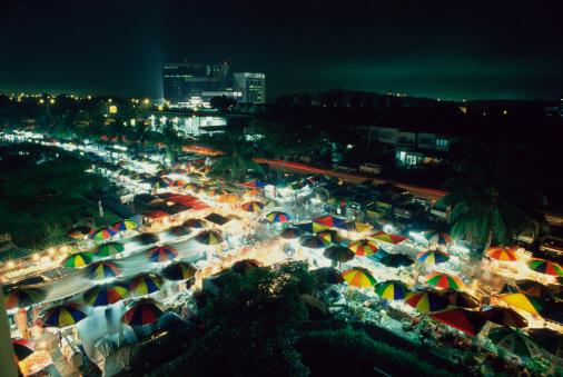 Night Market「Night Market in Malaysia」:スマホ壁紙(19)