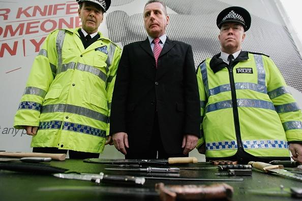 The Knife「Launch Of National Knife Amnesty」:写真・画像(15)[壁紙.com]