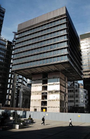 Balance「Delicate Demolition In The City Of London」:写真・画像(3)[壁紙.com]