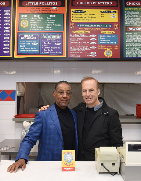 Improvement「AMC's Better Call Saul Los Pollos Hermanos Pop-Up shop with Bob Odenkirk and Giancarlo Esposito」:写真・画像(3)[壁紙.com]