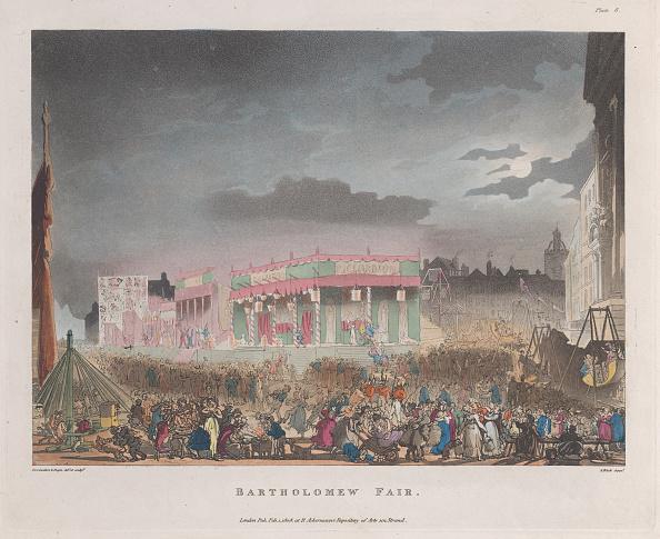 Amusement Park Ride「Bartholomew Fair」:写真・画像(3)[壁紙.com]