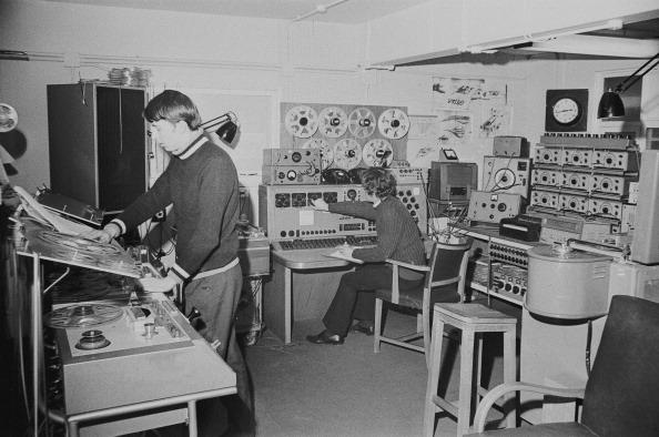 Recording Studio「BBC Radiophonic Workshop」:写真・画像(3)[壁紙.com]