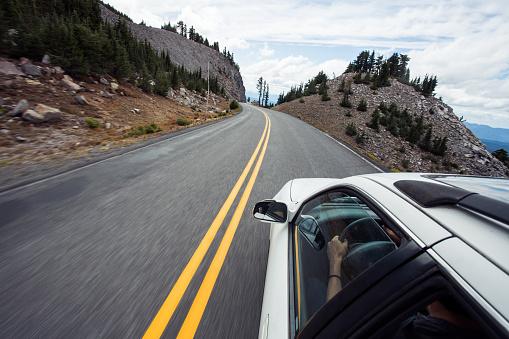 Passenger「Open Road and Traveling Road Trip Car」:スマホ壁紙(17)
