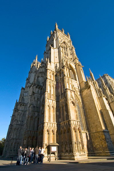 York - Yorkshire「York Minster, UK」:写真・画像(3)[壁紙.com]