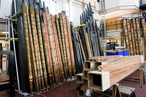 1930~1939年「Once In A Century Refurbishment Of York Minster's Organ」:写真・画像(15)[壁紙.com]