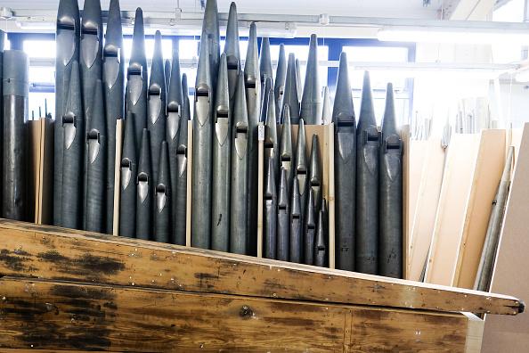 1930~1939年「Once In A Century Refurbishment Of York Minster's Organ」:写真・画像(17)[壁紙.com]
