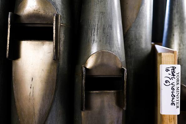 1930~1939年「Once In A Century Refurbishment Of York Minster's Organ」:写真・画像(6)[壁紙.com]