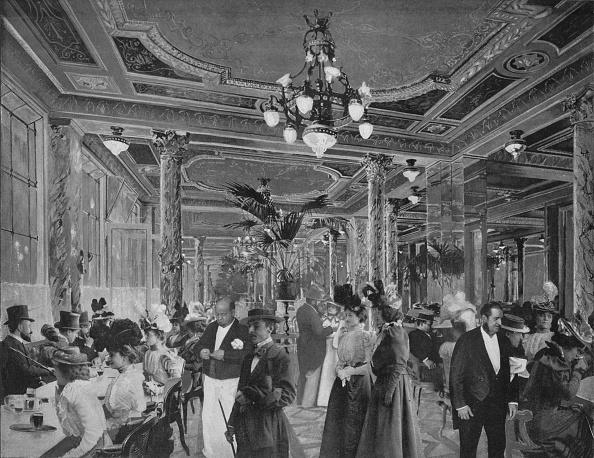 フランス「La Grande Salle Du Cafe Americain」:写真・画像(16)[壁紙.com]