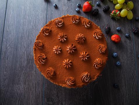 Biscuit「Tiramisu Mousse Cake」:スマホ壁紙(10)