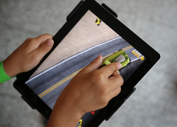 Digital Tablet「Mattel Launch Their New Apptivity Toys That Interact With iPads」:写真・画像(10)[壁紙.com]
