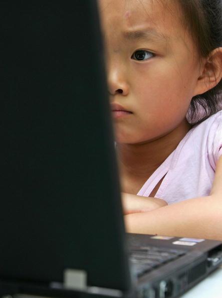 Wireless Technology「Chinese Children Celebrate The International Children's Day In Beijing」:写真・画像(17)[壁紙.com]
